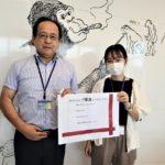 日本赤十字社にて献血を行いました